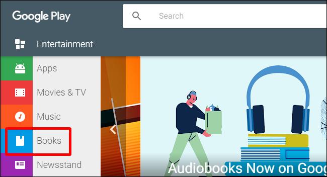 Nola erosi eta entzun Google Play-ren audioliburu berriak 5