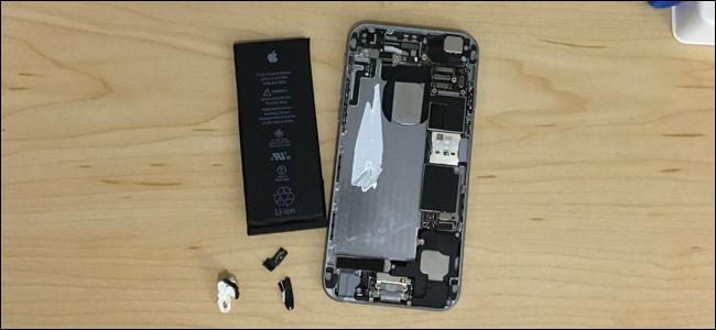 Zenbatekoa da iPhoneko bateria ordezkatzea? 4