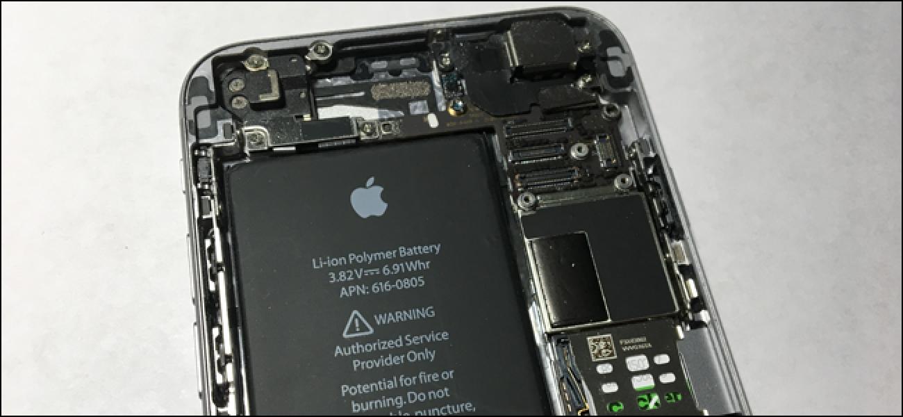 Zenbatekoa da iPhoneko bateria ordezkatzea?