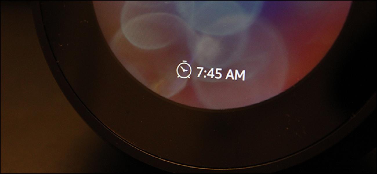 Ez kezkatu, Amazon Echo Alarmek Internet gabe funtzionatzen dute