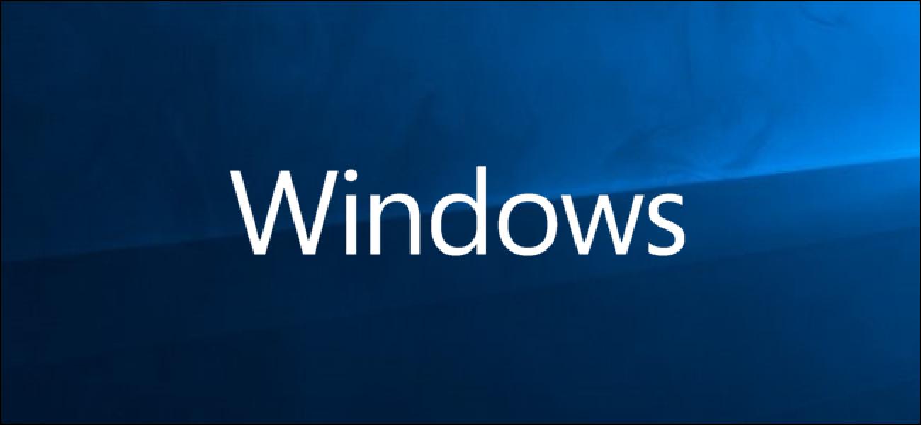 Nola gaitu edo desgaitu a Windows 10 Erabiltzaile kontua