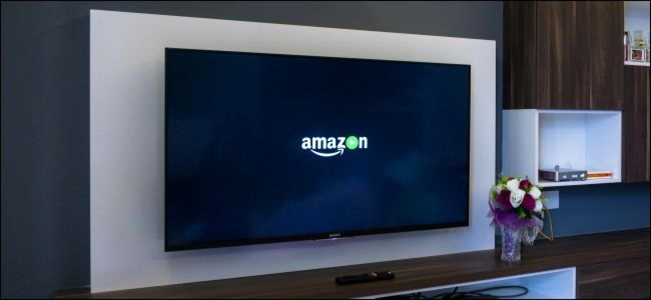 Nola ezabatu zurea Amazon Bideoaren historia nagusia