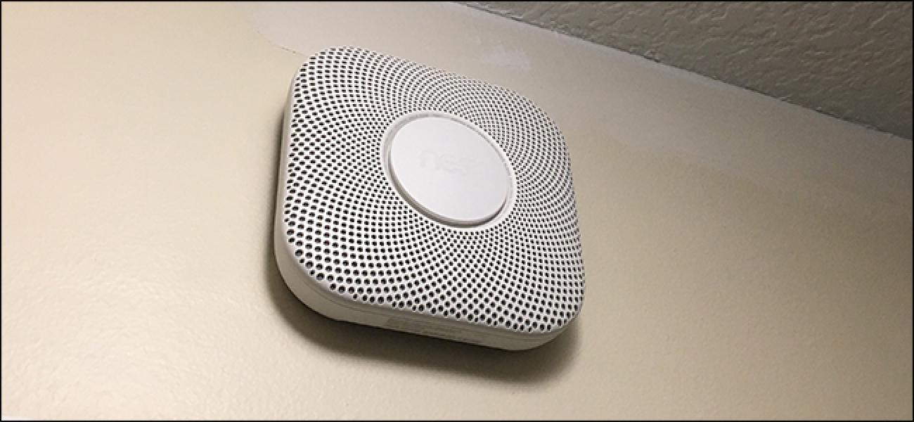Nola sortu eta nola instalatu Babesteko Erretzeko Smart Alarma