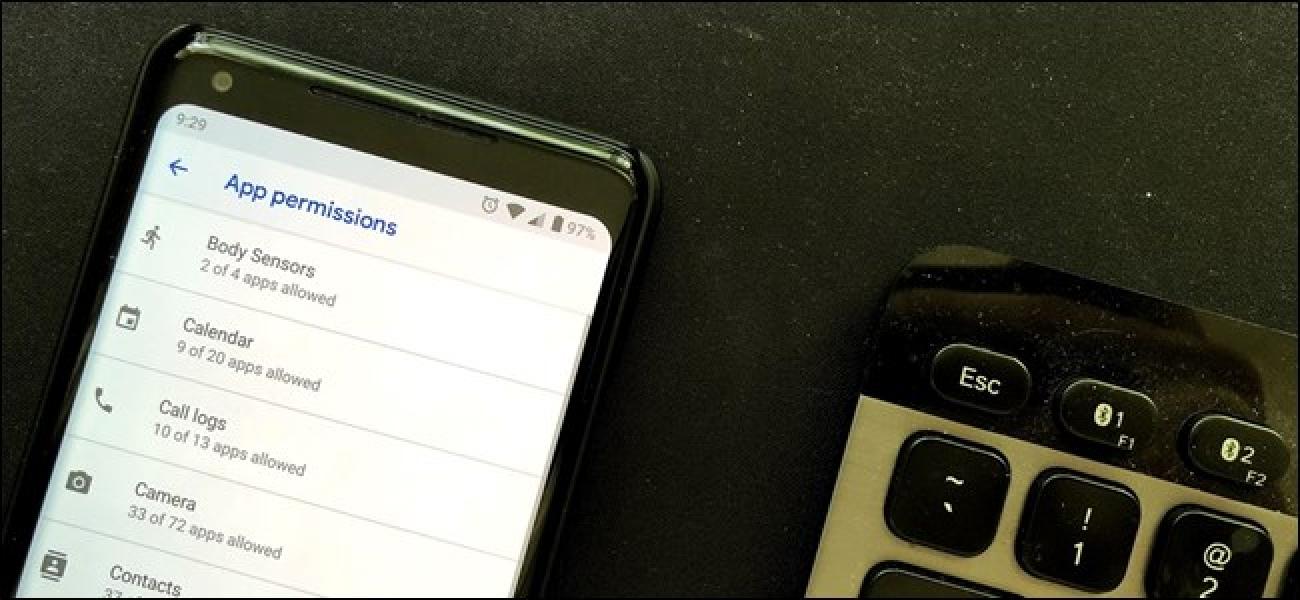 Baimen zehatzak kontrolatu ditzakezu Android-en?