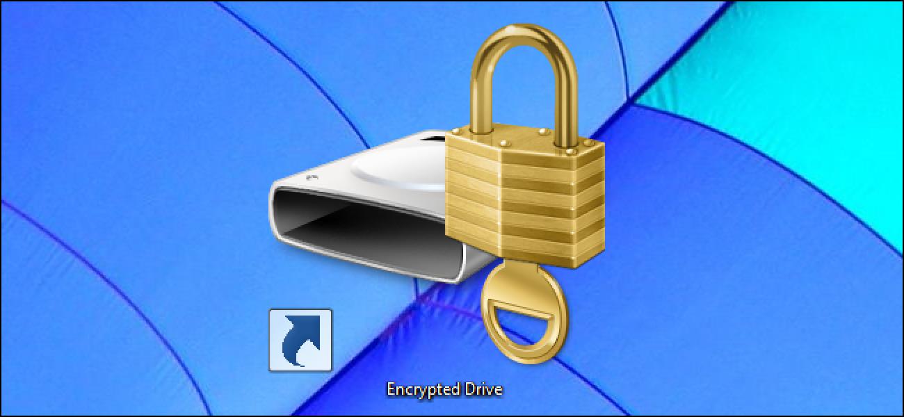 Nola konfiguratu BitLocker enkriptatzea aktibatuta Windows
