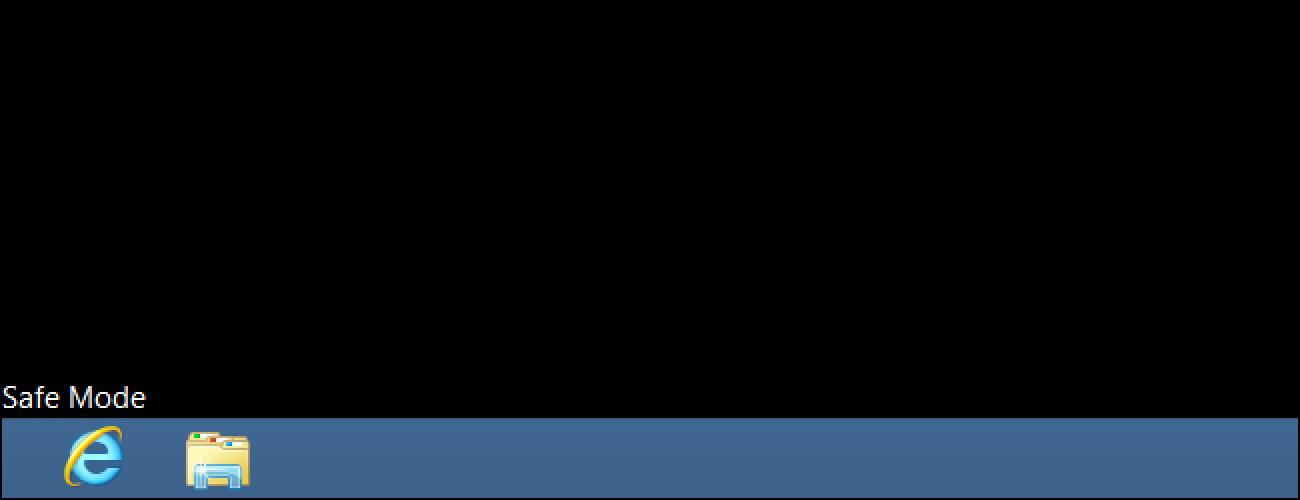 Nola erabili modu segurua zure konponbidea egiteko Windows PC (eta noiz beharko zenuke)