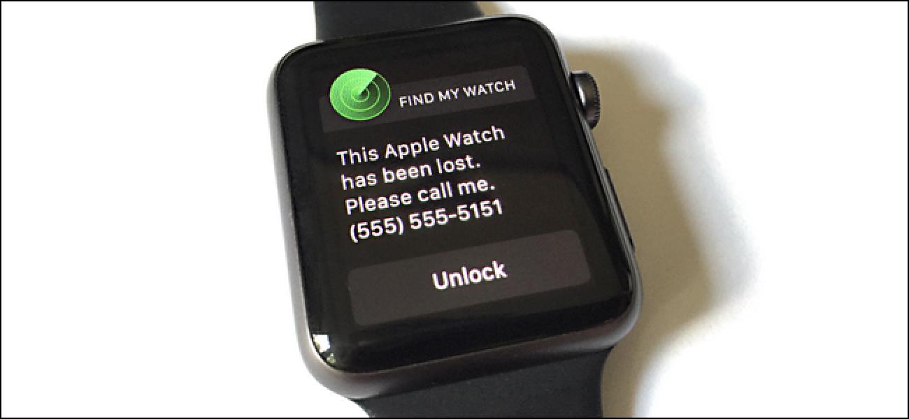Nola kokatu zure galdua Apple Watch