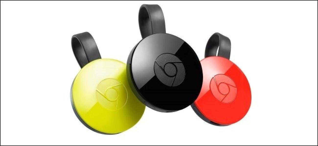 Nola berrabiarazi edo Fabrika berrezarri Google Chromecast