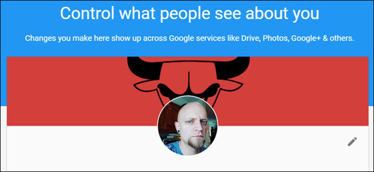 Nola kontrolatu beste pertsona batzuek zure Google profilari buruz
