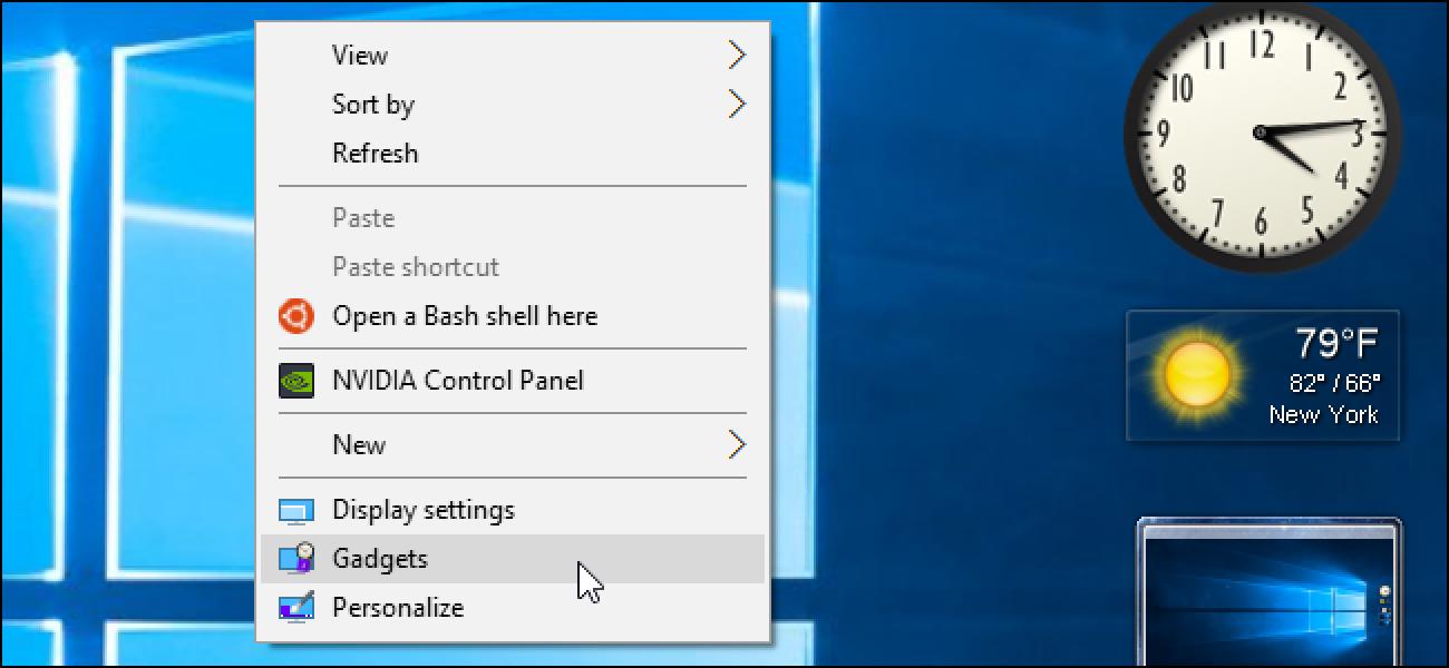 Nola gehitu tresnak Windows 8  eta 10 (eta zergatik ez zenuke beharbada)