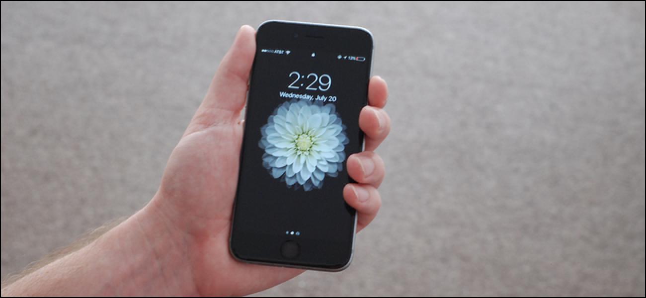 """Nola desaktibatu """"Altxa zaitez"""" iOS 10-en"""