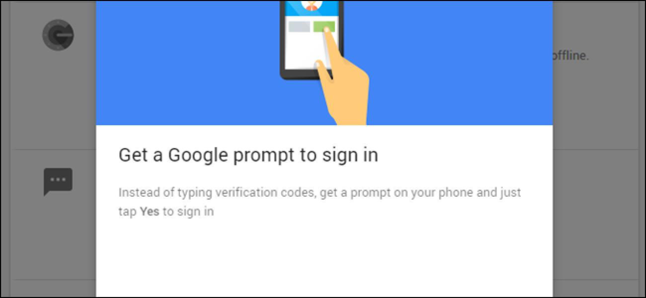 Nola konfiguratu Google-ren kode biko faktore gutxieneko autentifikazioa
