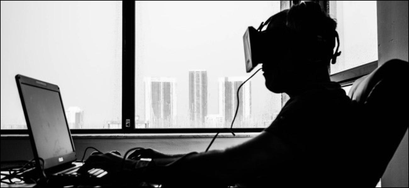 Nola jolastu SteamVR Jokoak (eta Oculus ez diren beste aplikazio batzuk) Oculus Rift-en