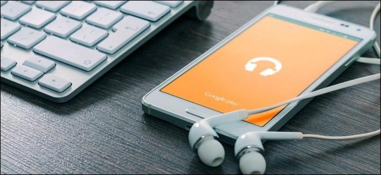 Nola bertan behera utzi Google Play Music eta beste Android aplikazioen harpidetzak