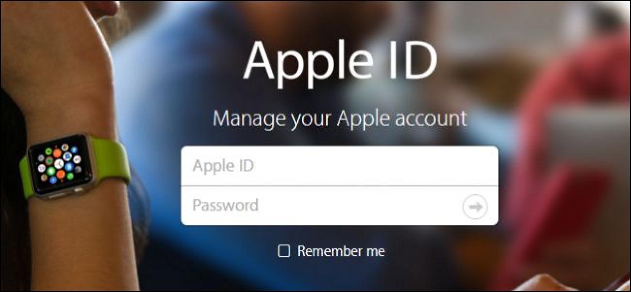 Nola aldatu zurea Apple NAN pasahitza