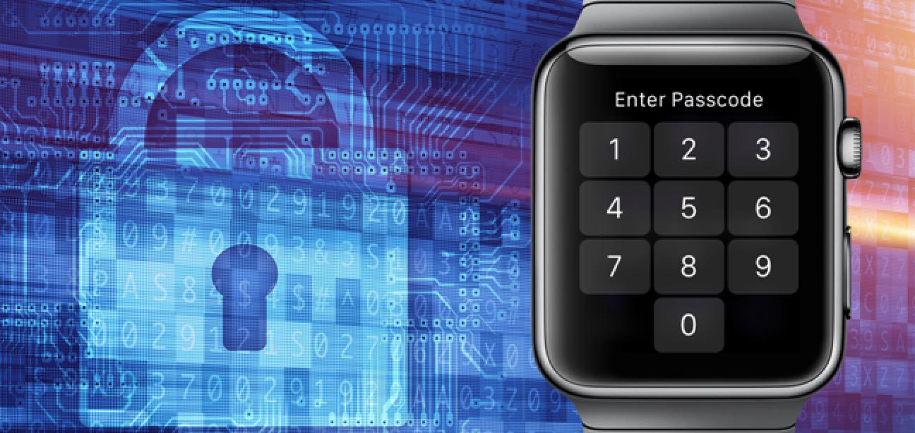 Nola konfiguratu eta nola erabili kode bat Apple Watch