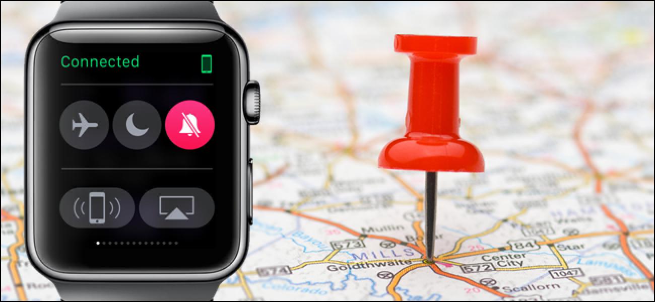 Zure iPhone Zure Nola Aurkitu Apple Watch edo iCloud