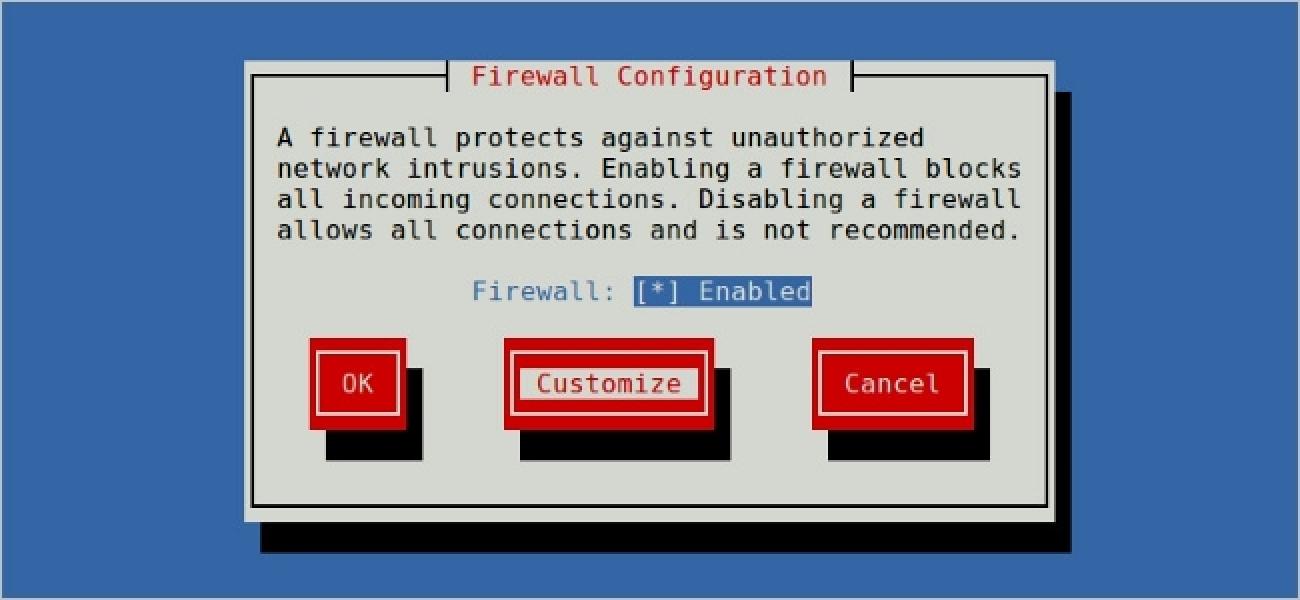 Sarrerako konexio guztiak blokeatzen badituzu, nola erabil dezakezu Interneten oraindik?