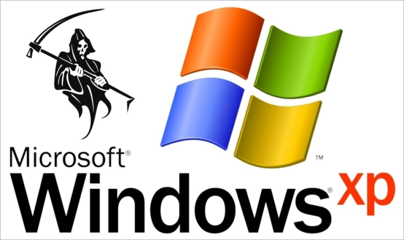 Arriskua eta erabilera hartuko dituzu? Windows XP 2014ko apiriletik harago?