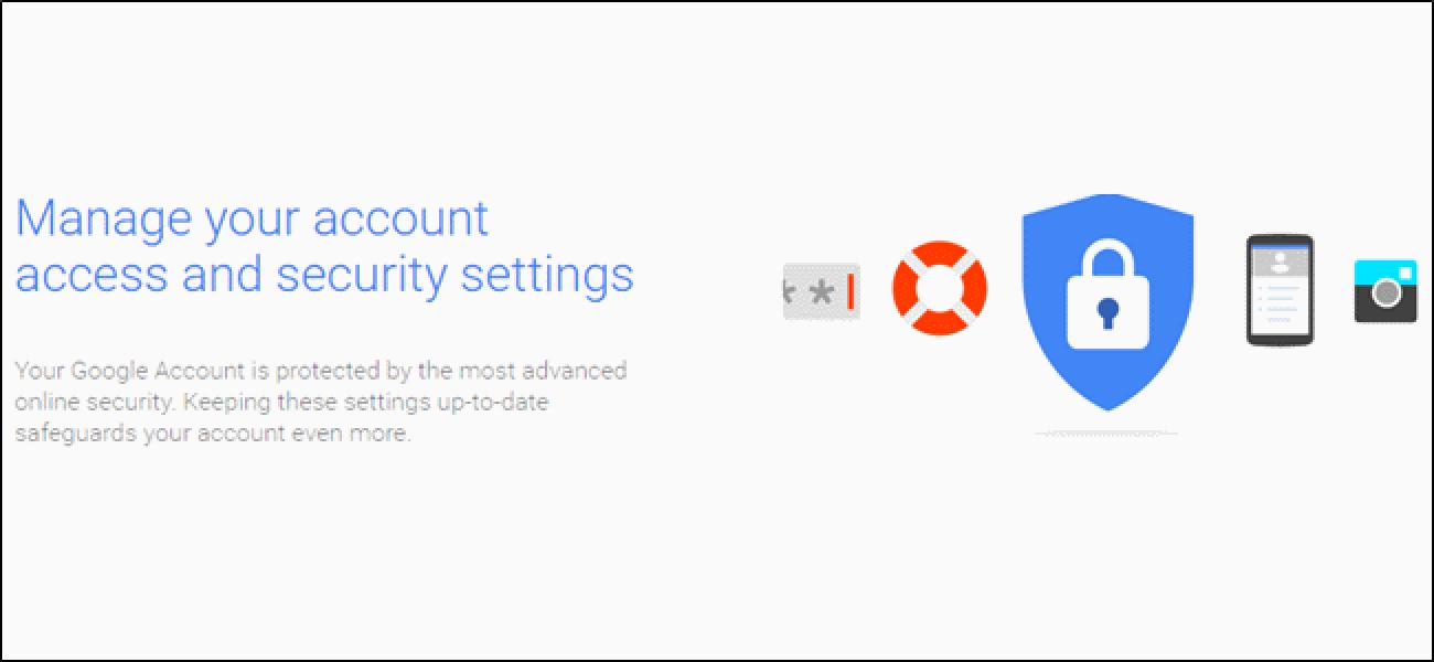3 Bide azkarrak ziurtatu zure Google kontua segurua dela