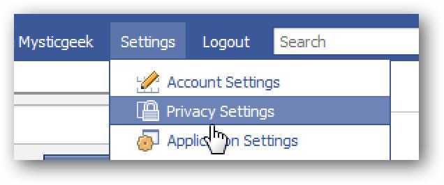 Nola blokeatu zurea Facebook Kontu-