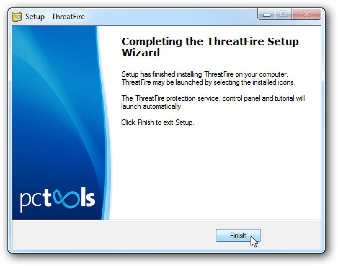 ThreatFire Malware eta Zero Eguneko erasoen aurkako babesa eskaintzen du