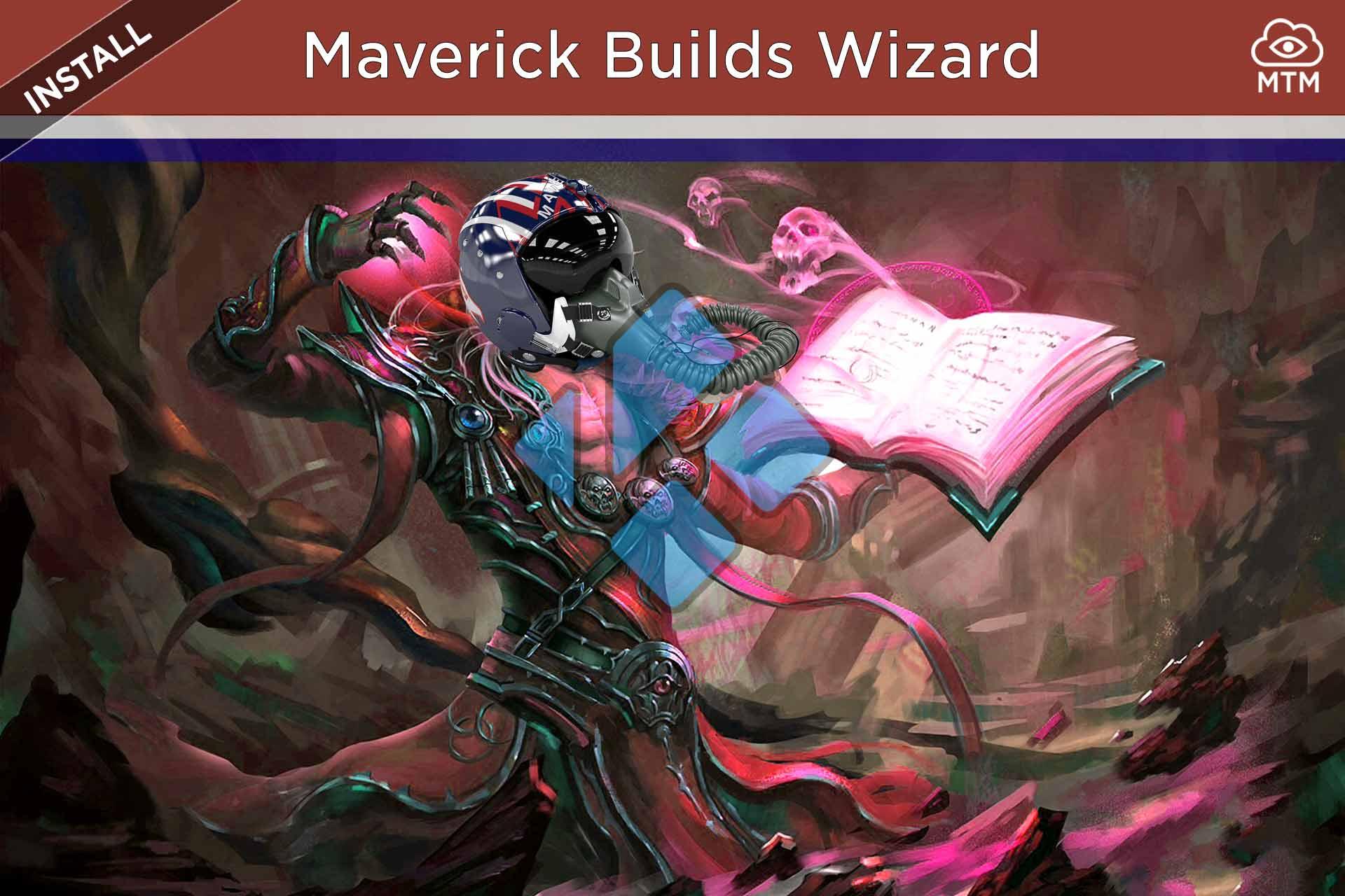 Nola instalatu Maverick Builds Wizard MaverickTV Repo-tik