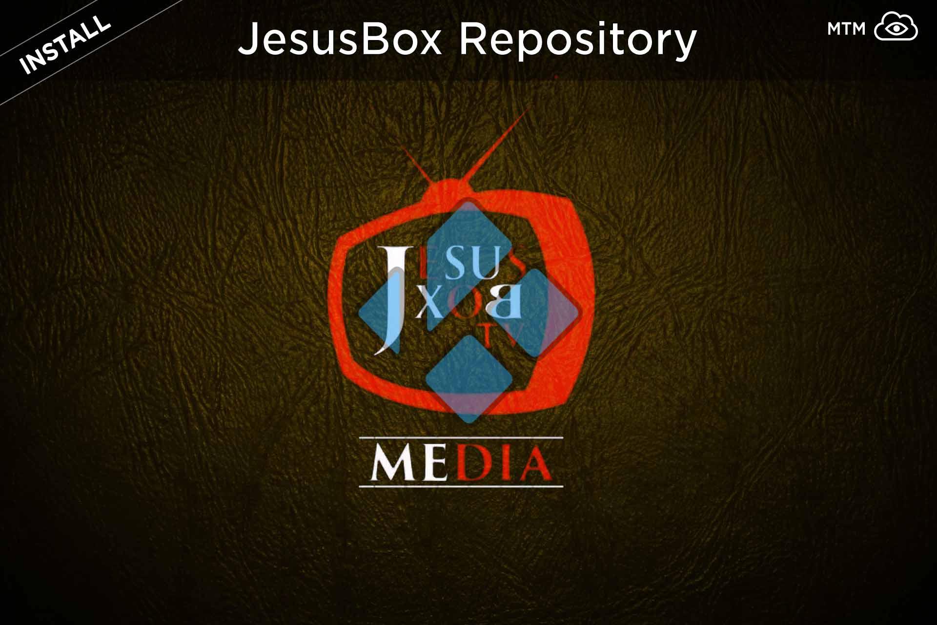 Jesus Box Kodi Biltegia ez dabil | JesusBox Repo Down 2018