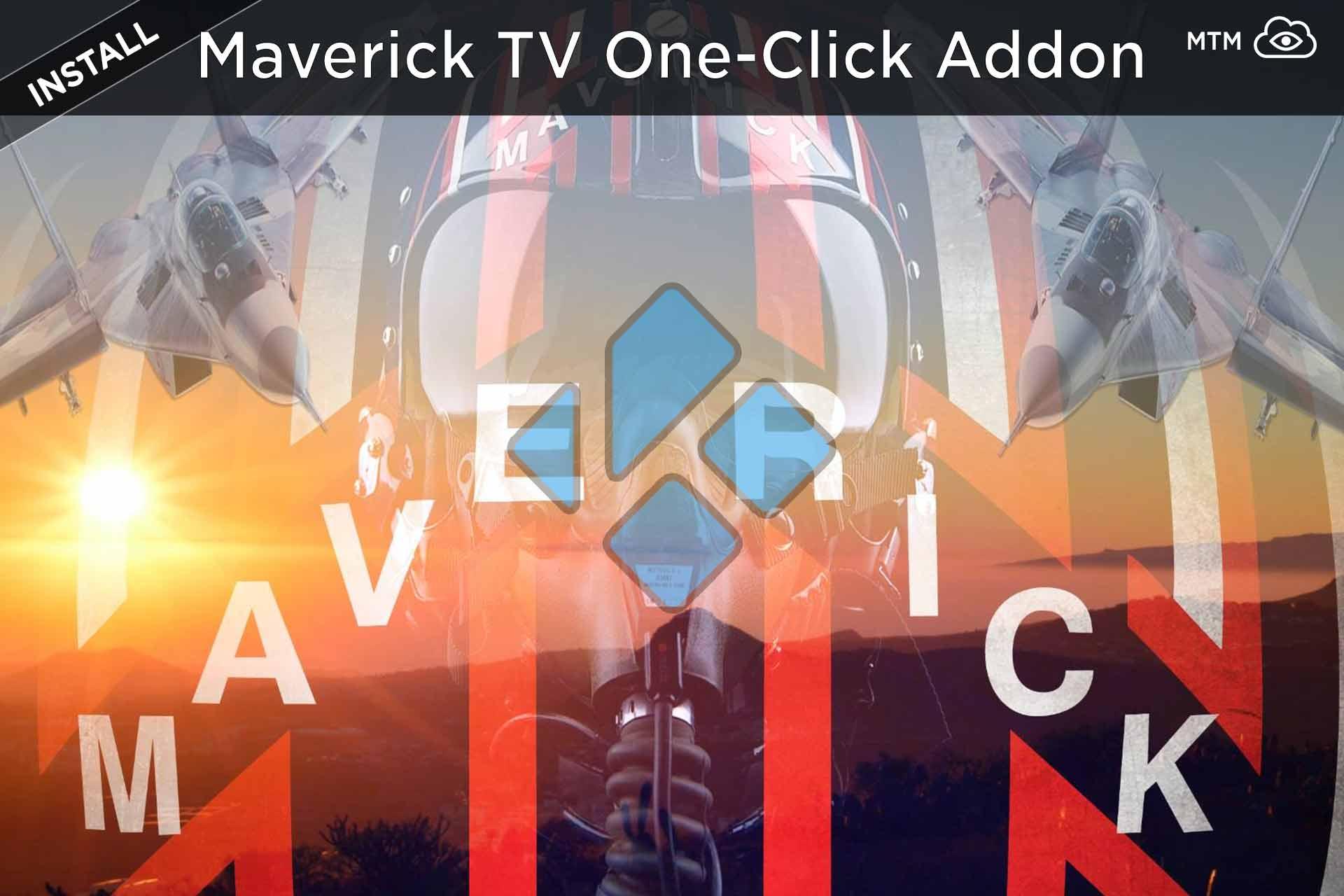 Nola instalatu Maverick TV Kodi Addon erreproduzitu filmak eta zuzeneko telebistak