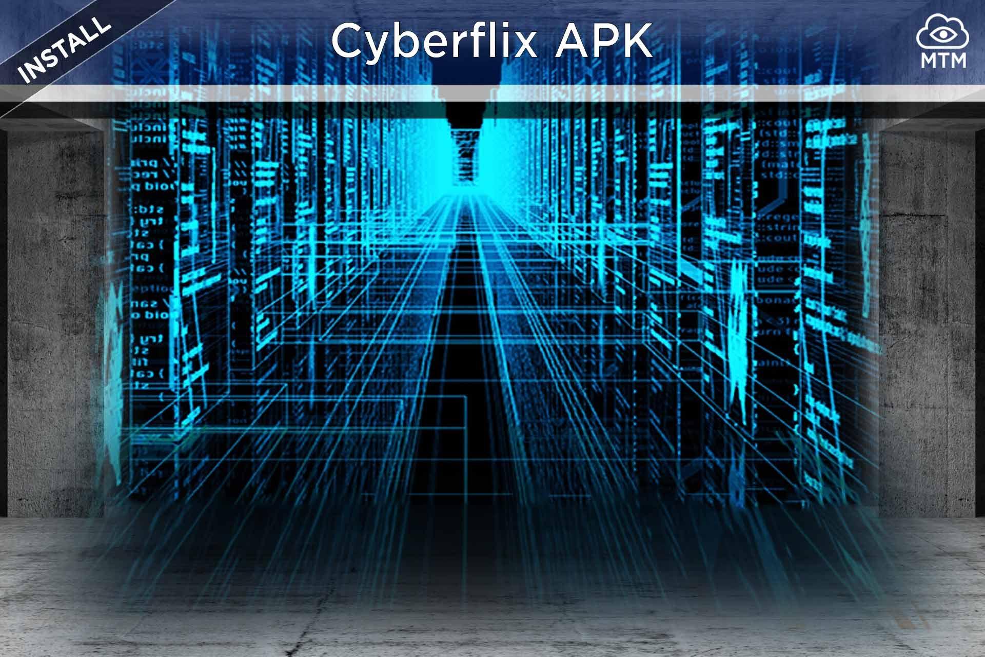 Nola instalatu Cyberflix TV APK Firestick eta Android TV Box-en