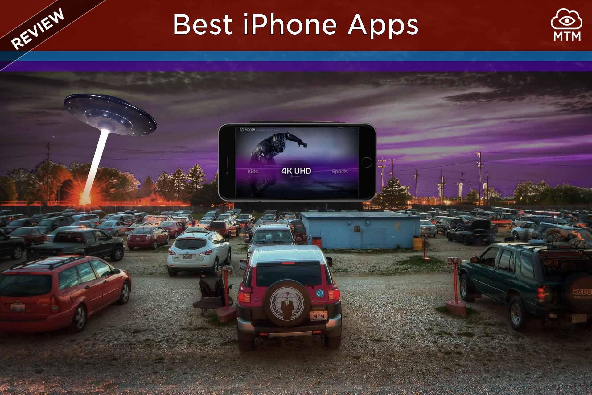 IPhone iPhone eta Telebistako Aplikazio Onenen Best Streaming 2020ko ekaina
