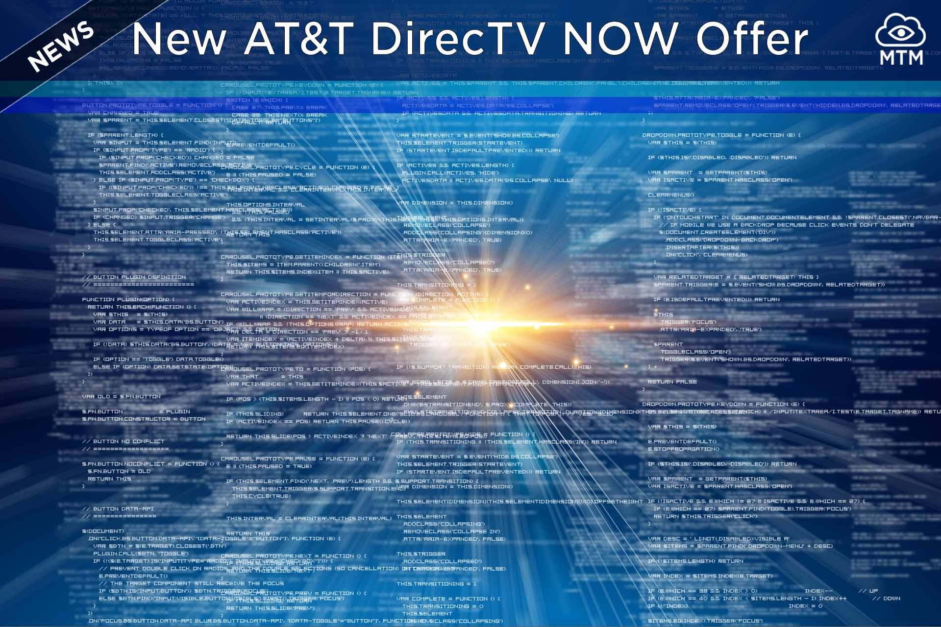 AT&T-k doako mugagabeko hasierako internet eskaintzen du zuzeneko telebistarako harpidedunentzat