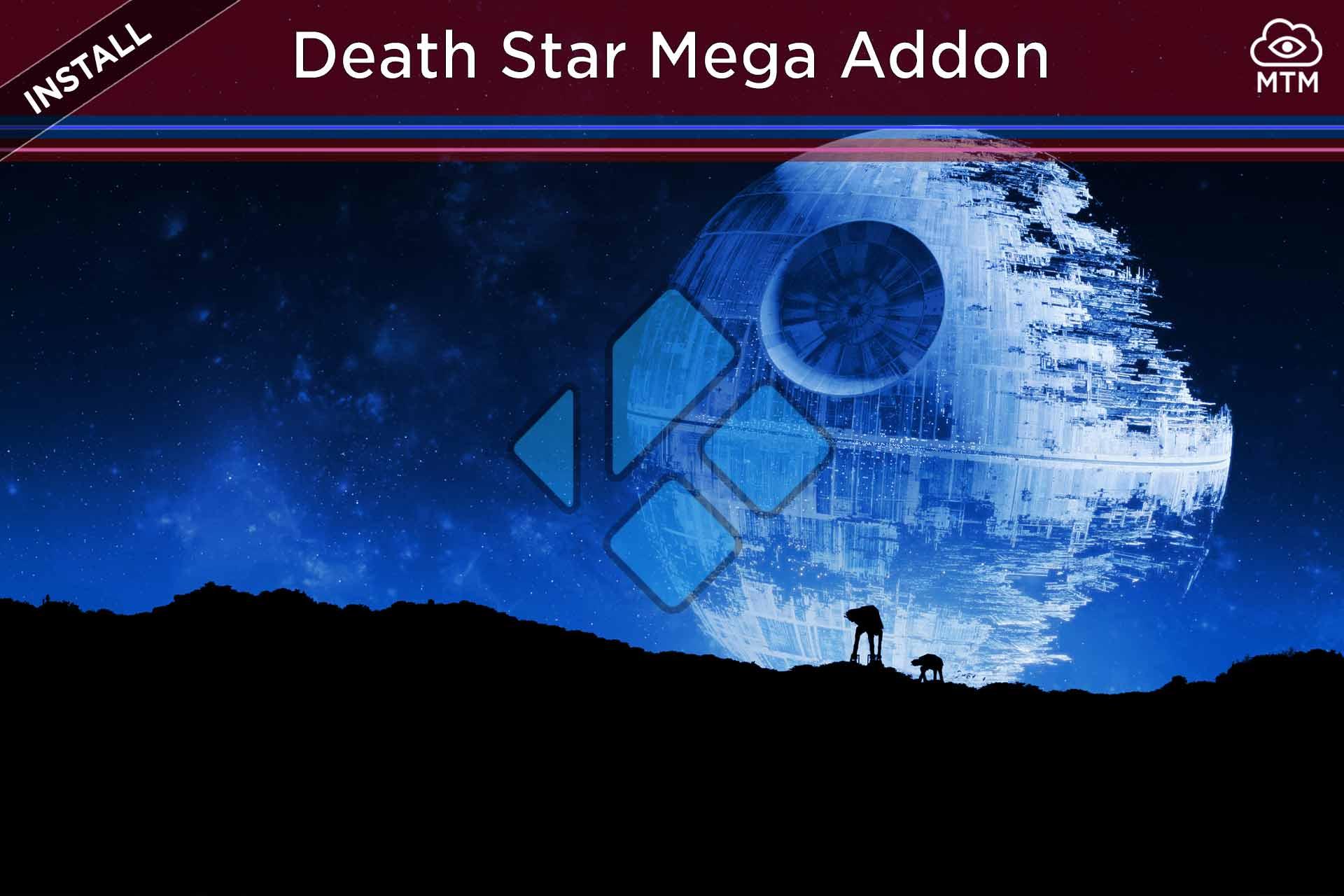 Death Star Kodi Addon
