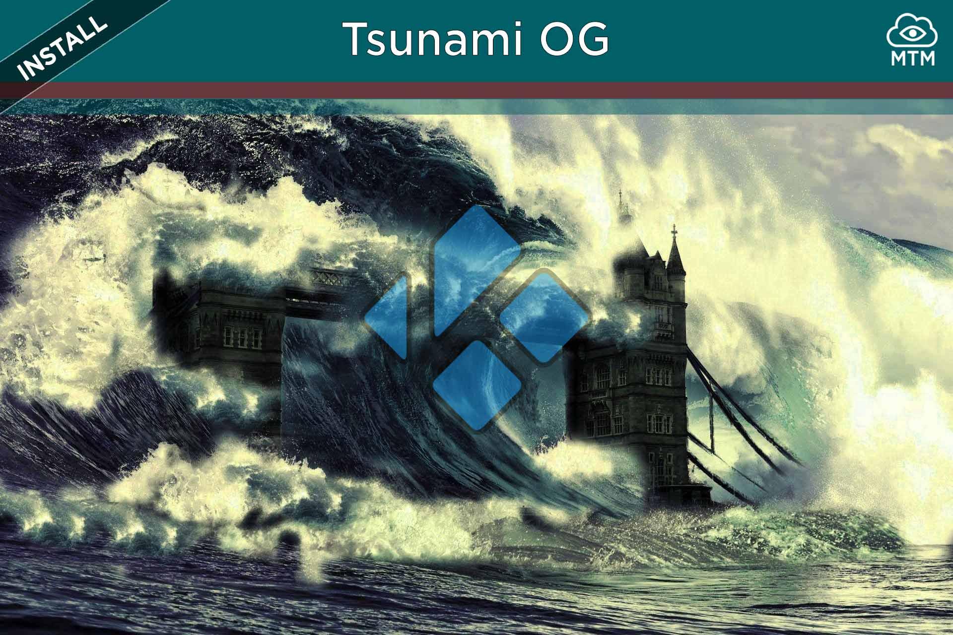 Nola instalatu Tsunami OG