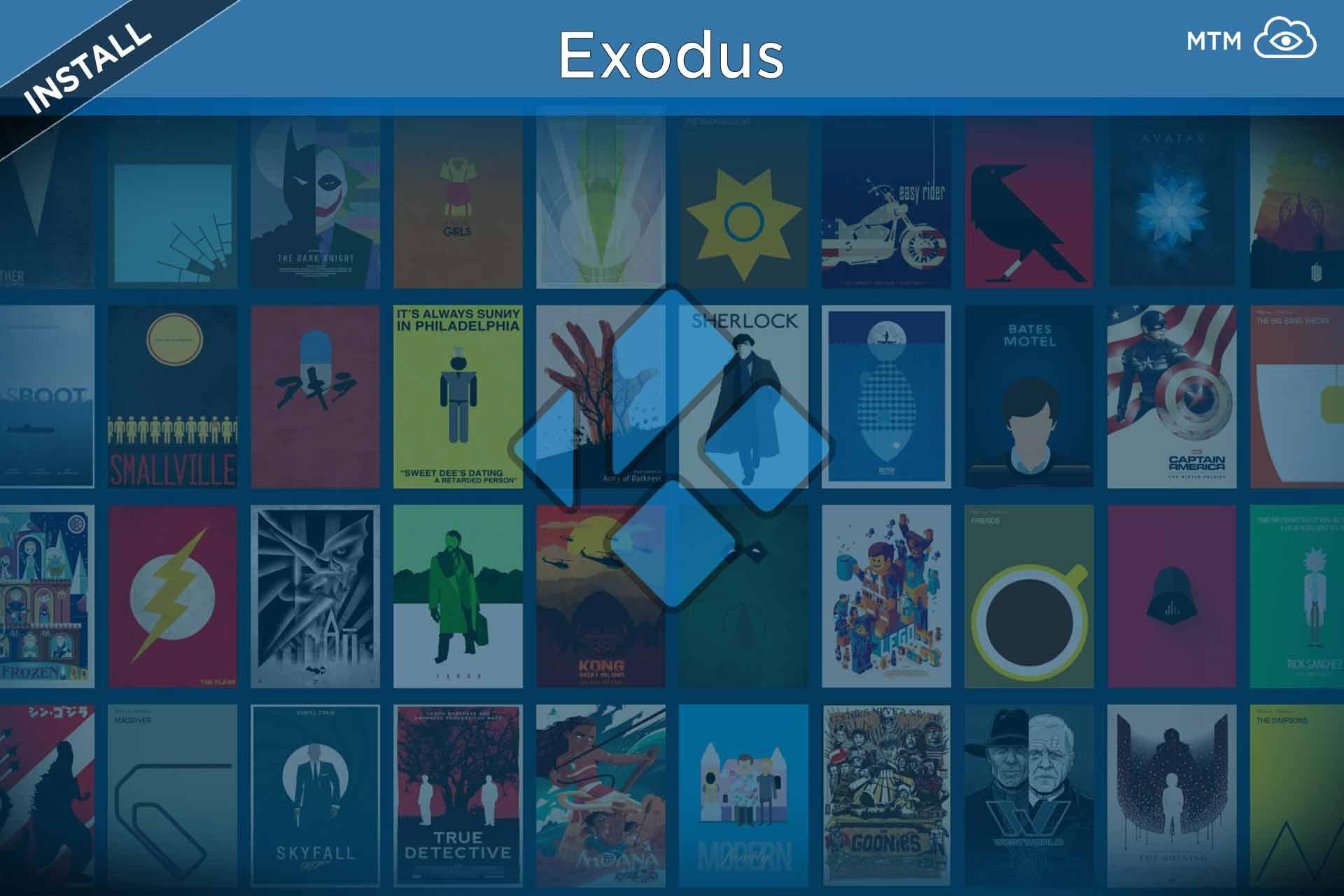 Instalatu Exodus Kodi - Azken eguneratzeak eta berrikuspena