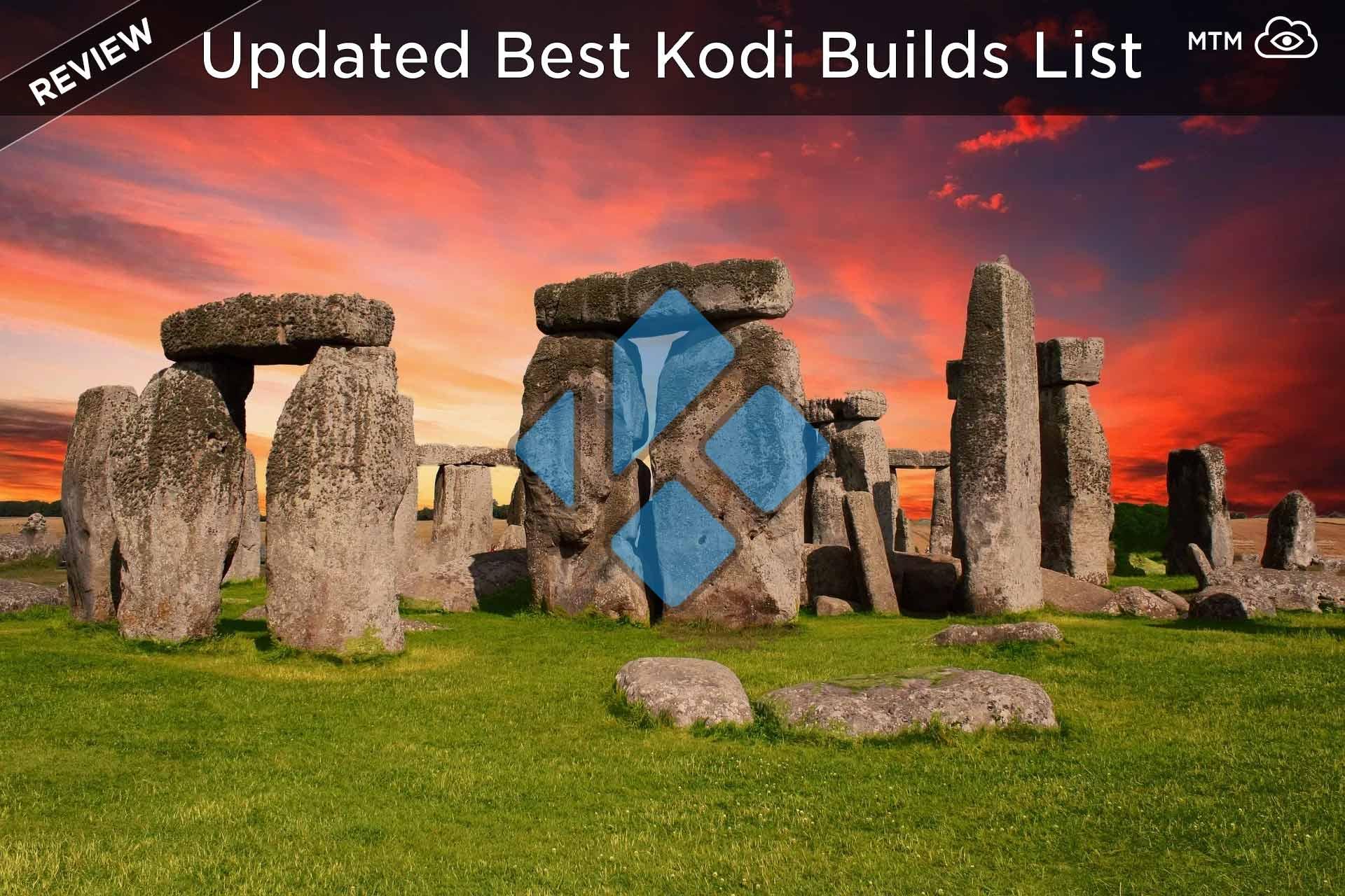 Best Kodi Leia eraikina eguneratua eta funtzionatzen 2020ko ekaina