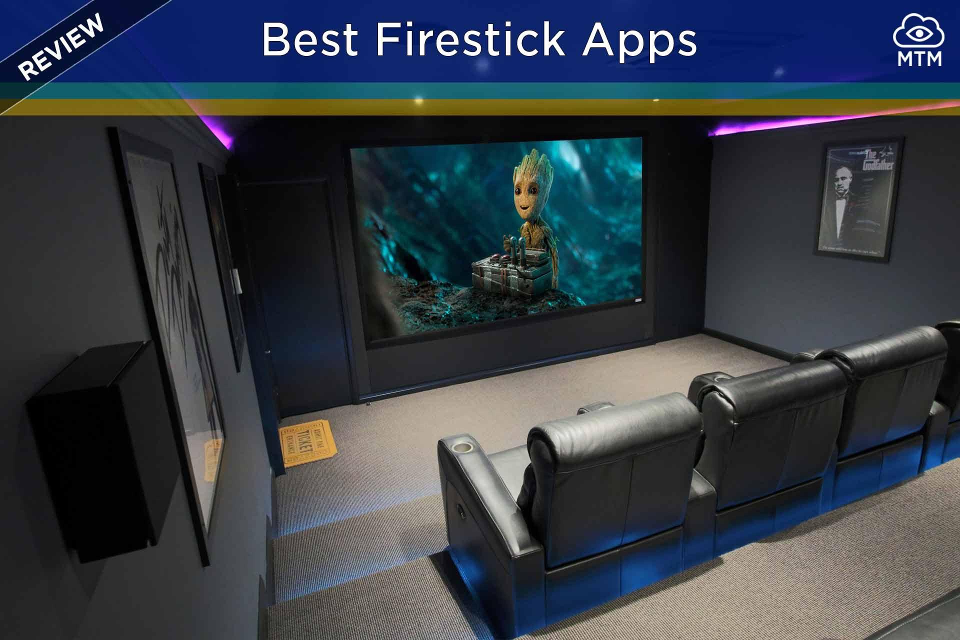 Firestick aplikazio onenak Doako Filmak eta Telebista Saioak streaming bidez
