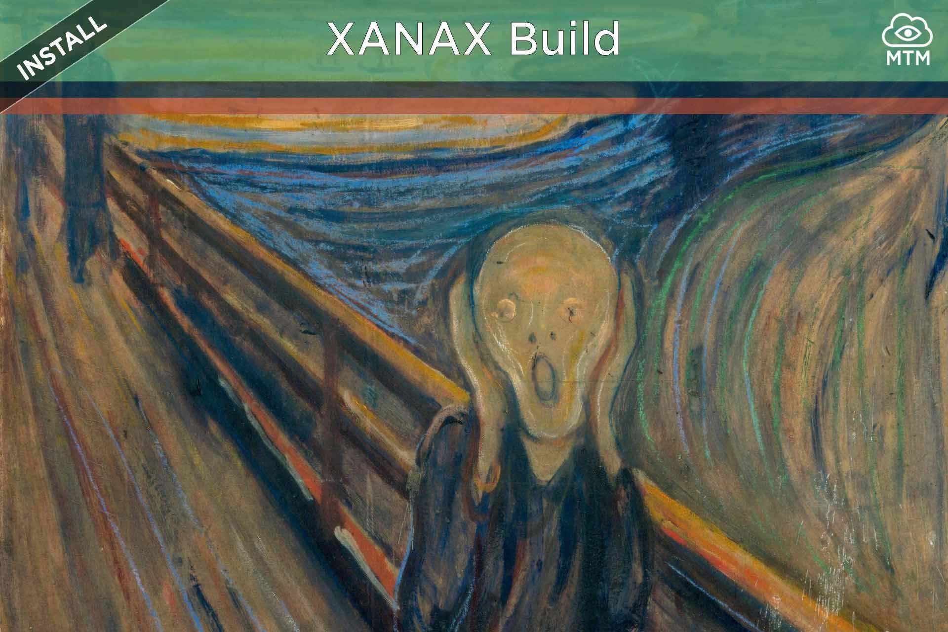 Nola Xanax Build Kodi-n instalatu