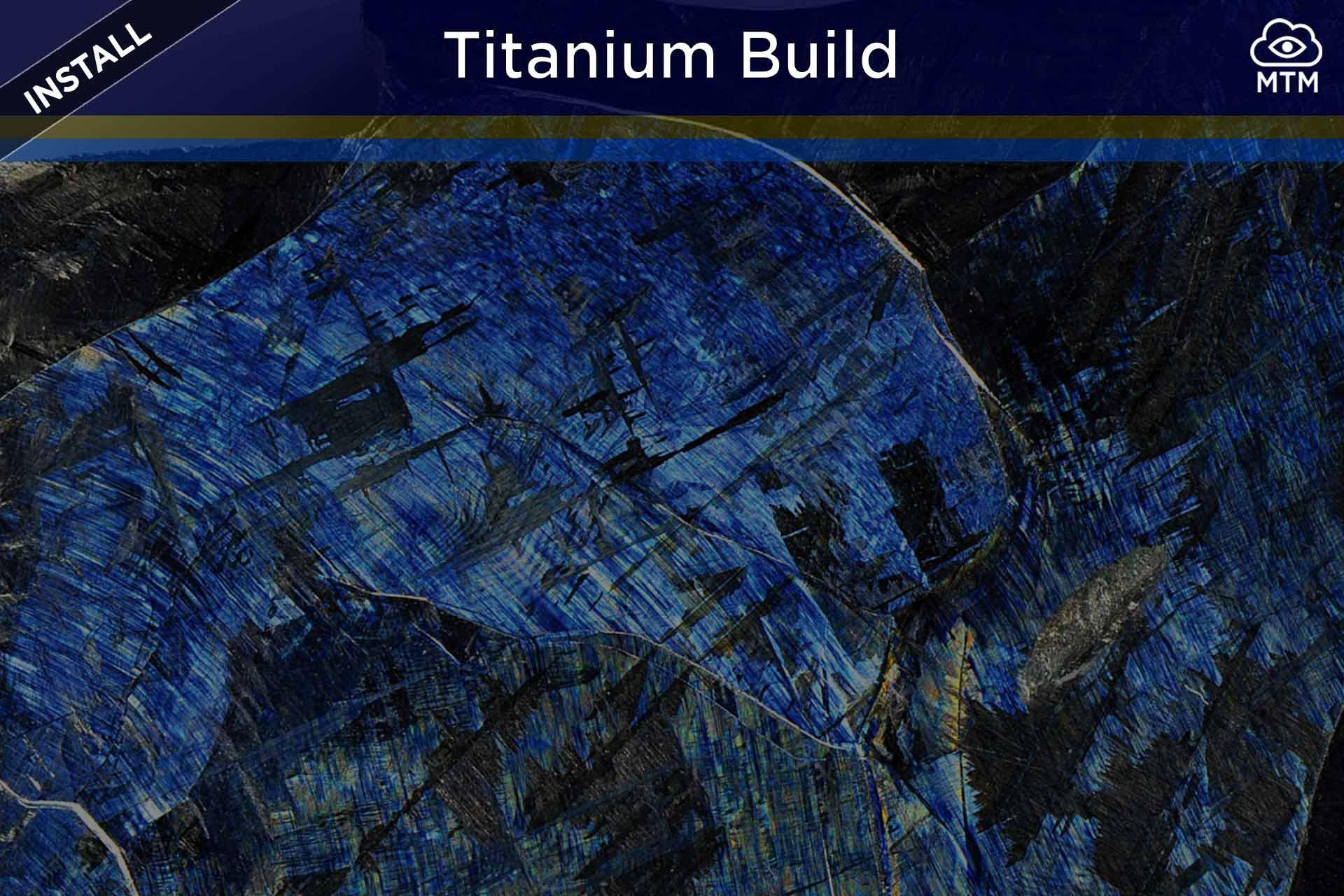 Nola instalatu Titanium Build Kodi-n