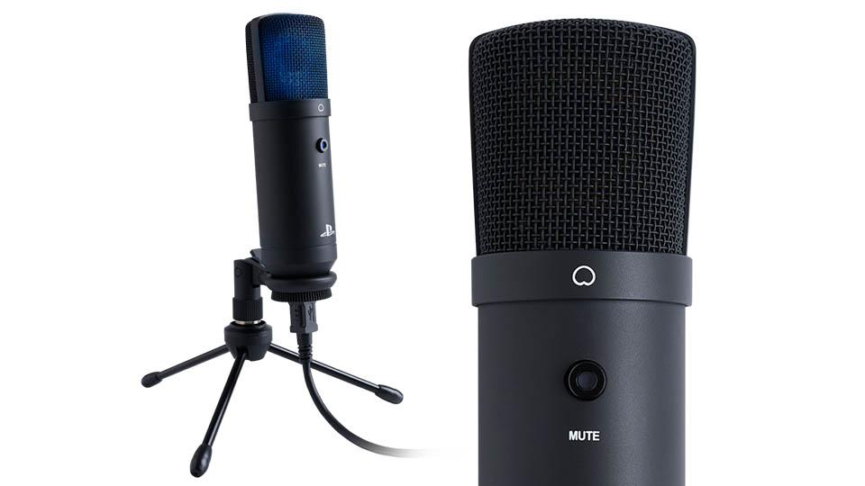 Nacon PS4 erreproduzitzen duten mikrofonoen berrikuspena 2