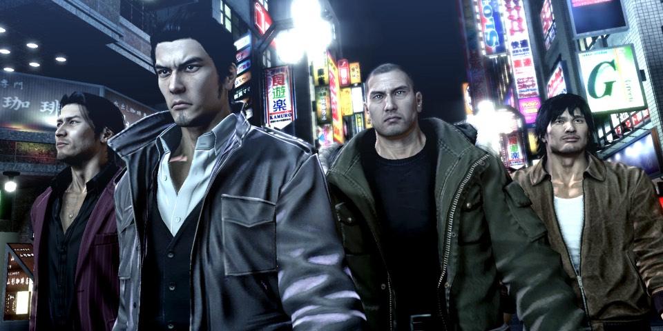 Yakuza Remastered bilduma krimenaren bikaintasunaren zerbitzura hirukoitza da 3
