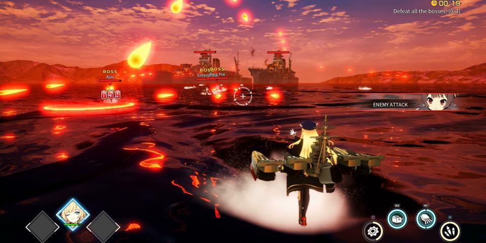 Azur Lane: Crosswave Review 2