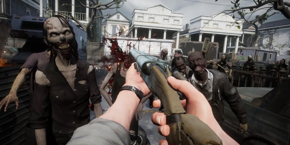 The Walking Dead: Saints & Sinners Iritzia 3