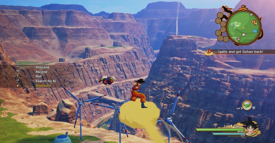Dragon Ball Z: Kakaroten berrikuspena 3