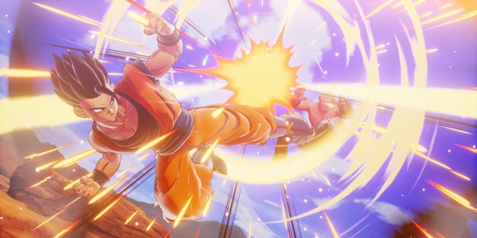Dragon Ball Z: Kakaroten berrikuspena 2
