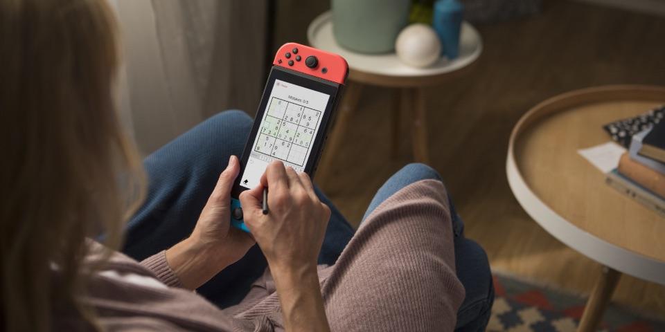 Kawashima doktorearen burmuineko prestakuntza Nintendo Switch Review