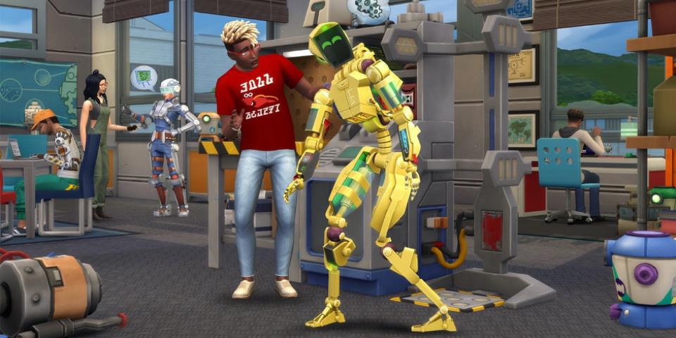 The Sims 4: Unibertsitatea berrikustea 2