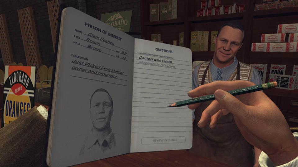 L.A. Noire: VR Case Files PSVR Review 2