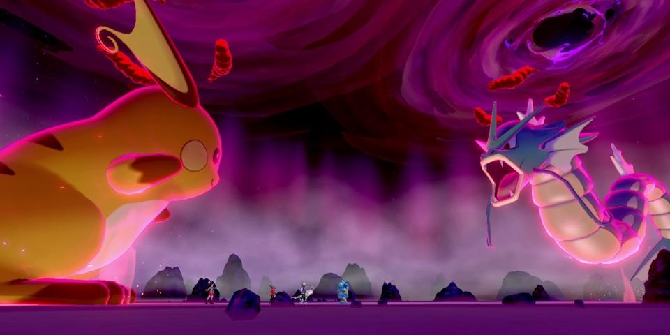 Pokemon Ezpata eta Ezkutuaren Iritzia 2