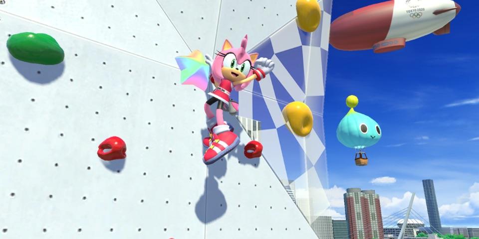 Mario & Sonic Tokyo 2020ko Olinpiar Jokoetan 2
